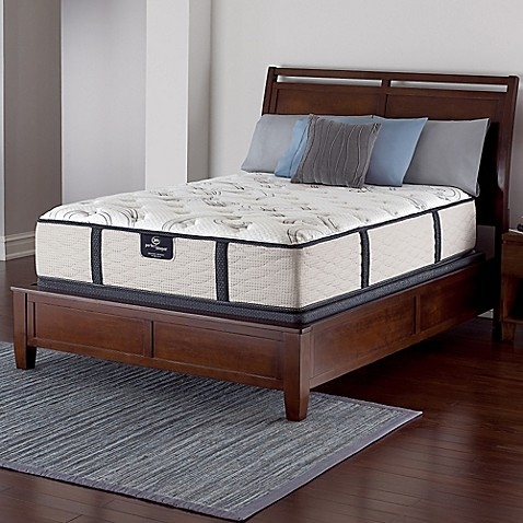 Buy Serta Perfect Sleeper Pederson Plush Low Profile