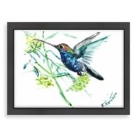 Americanflat Suren Nersisyan Hummingbird One of a Kind Wall Art