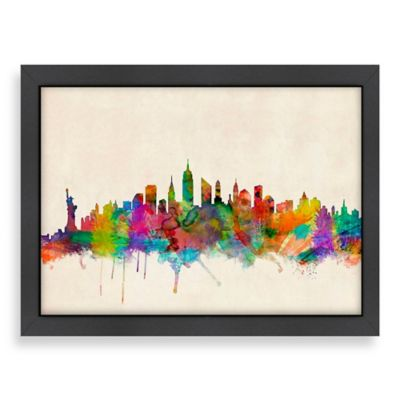 Buy New York Wall Art from Bed Bath & Beyond