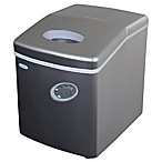 NewAir 28 lb. Portable Ice Maker in Silver