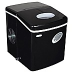 NewAir 28 lb. Portable Ice Maker in Black