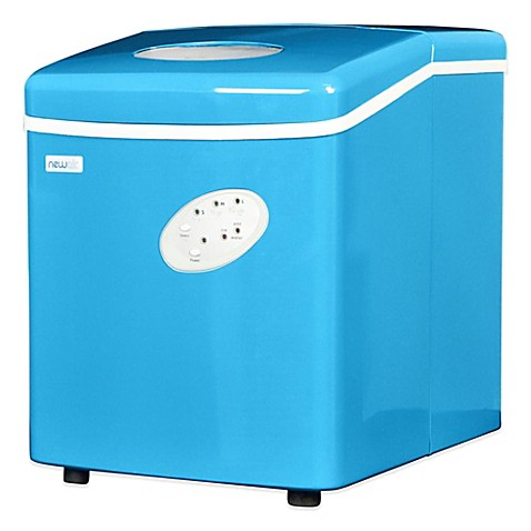 Countertop Ice Maker At Target : Buy NewAir 28 lb. Portable Ice Maker in Blue from Bed Bath & Beyond