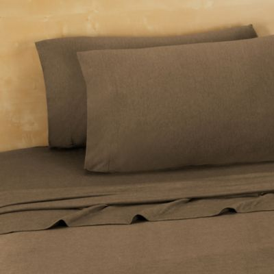 Brooklyn Flat Extra Soft Jersey Full Sheet Set