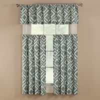 Colorado Window Curtain Tier Pair
