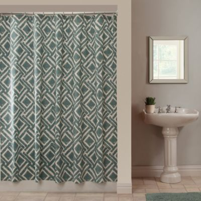 Curtains Ideas ceiling track shower curtain : Buy 96-Inch Shower Curtain from Bed Bath & Beyond