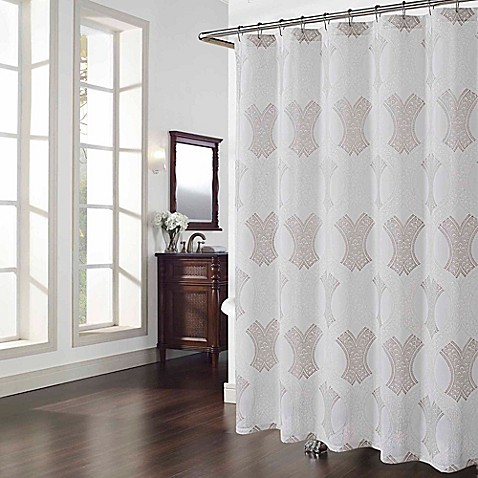 Chantal Shower Curtain In Ivory