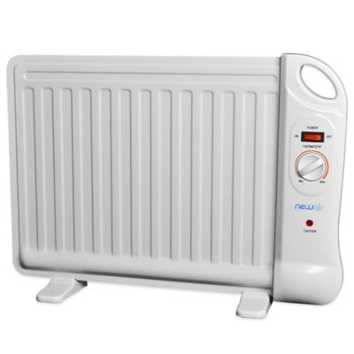 NewAir Portable Oil Filled Space Heater