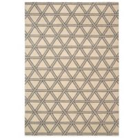 Kathy Ireland® Home Hollywood Shimmer 9-Foot 3-Inch x 12-Foot 9-Inch Area Rug in Bisque