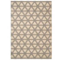 Kathy Ireland® Home Hollywood Shimmer 3-Foot 9-Inch x 5-Foot 9-Inch Area Rug in Bisque