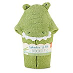Baby Aspen Splash-a-While Crocodile Hooded Spa Towel