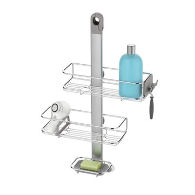 buy shower caddy from bed bath amp beyond bath shower caddy buy shower caddy plastic shower caddy