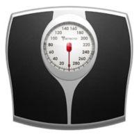 Detecto™ Pro Style Analog Bathroom Scale