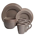 Sonoma 16-Piece Dinnerware Set in Grey