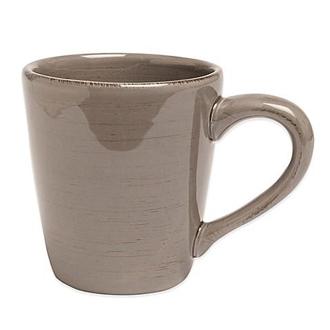 Sonoma Coffee Mug In Grey Bed Bath Amp Beyond