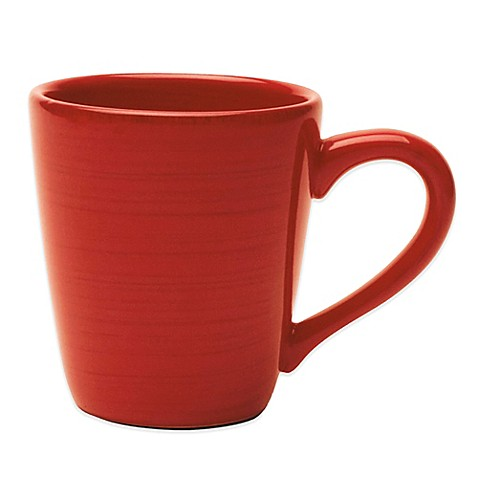 Sonoma Coffee Mug In Red Bed Bath Amp Beyond