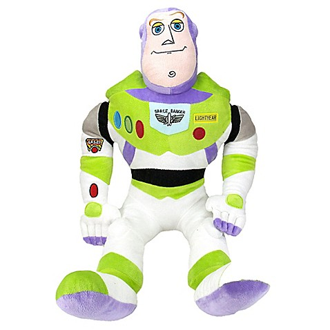 Buy Disney Pixar Buzz Lightyear Buddy Throw Pillow from Bed Bath & Beyond