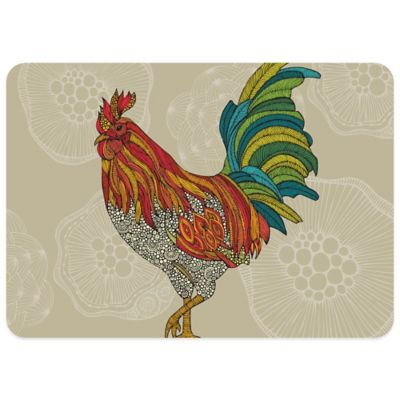 Attrayant Bungalow Flooring 23 Inch X 36 Inch Rooster Kitchen Mat