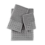 Baltic Linen® Escondido Silver Turkish Cotton Fingertip Towel