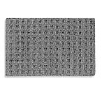 Baltic Linen® Escondido Silver Turkish Cotton Bath Rug