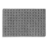 Baltic Linen Escondido Silver Turkish Cotton Bath Rug