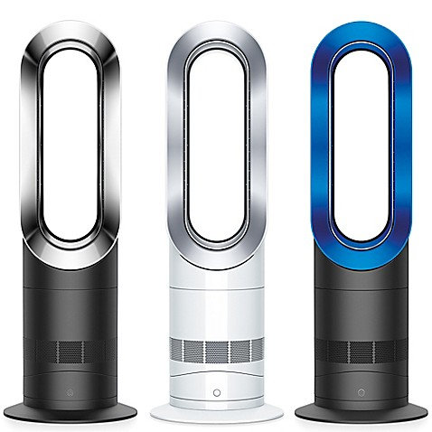 Dyson Air Multiplier Am09 Hot Cool Jet Focus Fan Bed