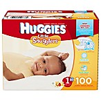 Huggies® Little Snugglers 148-Count Size 1 Giant Pack Disposable Diapers