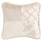 Glenna Jean Florence Patchwork Throw Pillow