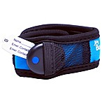 BuddyTag™ Child Safety Wristband with Hook and loop fastener® in Blue
