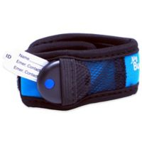 BuddyTag™ Child Safety Wristband with Velcro® in Blue