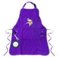 NFL Minnesota Vikings Heavy-Duty Men's Apron