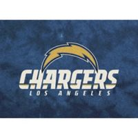 NFL San Diego Chargers Fade Area Rug