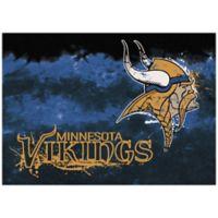 NFL Minnesota Vikings Fade Area Rug