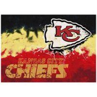NFL Kansas City Chiefs Fade Area Rug