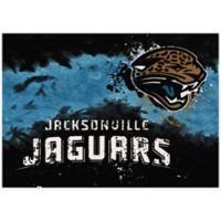 NFL Jacksonville Jaguars Fade Area Rug
