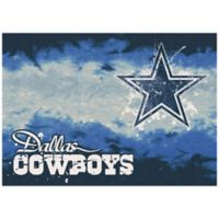 NFL Dallas Cowboys Fade Area Rug