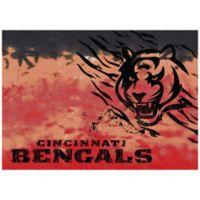 NFL Cincinnati Bengals Fade Area Rug