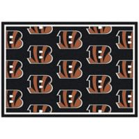 NFL Cincinnati Bengals Repeating Medium Area Rug