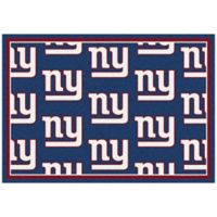 NFL New York Giants Repeating Large Area Rug