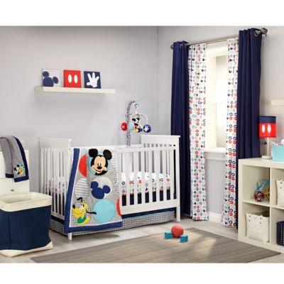 Disney 174 Mickey S Best Buddies Crib Bedding Collection