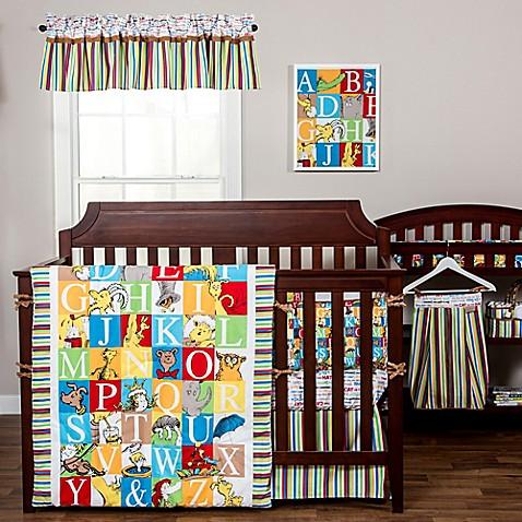 Dr. Seuss™ 7-piece Crib Bedding Set