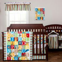 Dr Seuss By Trend Lab Alphabet 3 Piece Crib Bedding Set