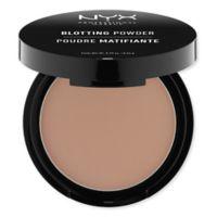 NYX Cosmetics Blotting Powder in Deep