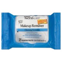 Harmon® Face Values™ 25-Count Makeup Remover Cleansing Towelettes