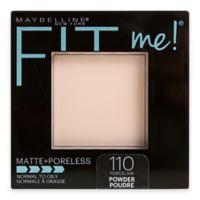 Maybelline® Fit Me!® Matte + Poreless Powder in Porcelain