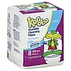 Pampers® Kandoo® 200-Count Sensitive Skin Flushable Wipes Refill