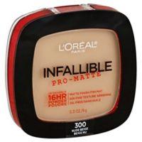 L'Oréal® Paris Infallible Pro-Matte Powder in Nude Beige