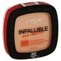 L'Oréal® Paris Infallible Pro-Matte Powder in True Beige