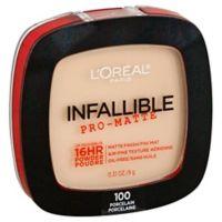 L'Oréal® Paris Infallible Pro-Matte Powder in Porcelain