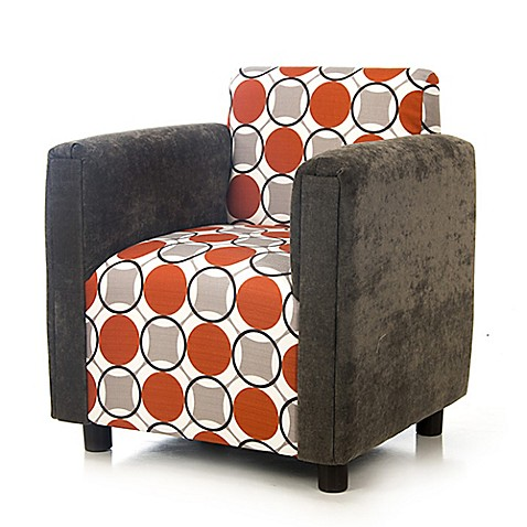 Upholstered Kids Chairs