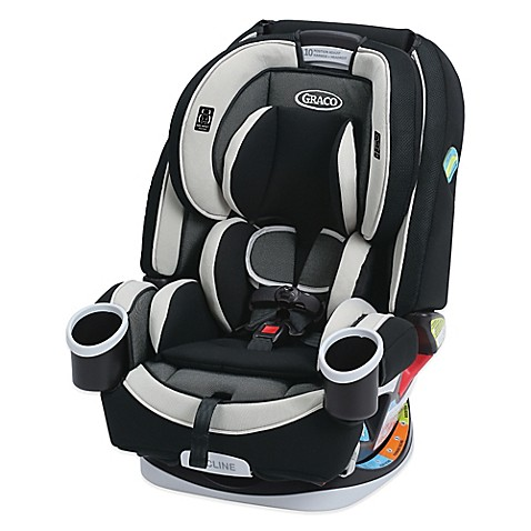 Graco 174 4ever All In 1 Convertible Car Seat In Tuscan